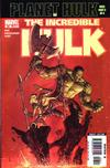 Cover for Incredible Hulk (Marvel, 2000 series) #93 [Direct Edition]