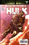 Cover for Incredible Hulk (Marvel, 2000 series) #99