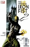 Cover for The Immortal Iron Fist (Marvel, 2007 series) #1