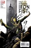 Cover for The Immortal Iron Fist (Marvel, 2007 series) #2