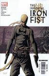 Cover for The Immortal Iron Fist (Marvel, 2007 series) #3