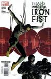 Cover for The Immortal Iron Fist (Marvel, 2007 series) #5