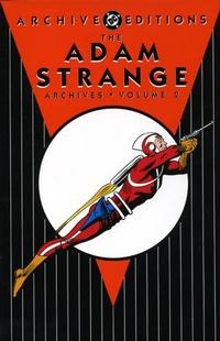 Cover Thumbnail for The Adam Strange Archives (DC, 2004 series) #2