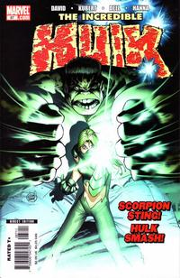 Cover Thumbnail for Incredible Hulk (Marvel, 2000 series) #87