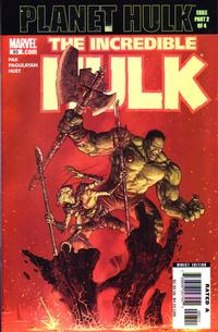 Cover Thumbnail for Incredible Hulk (Marvel, 2000 series) #93 [Direct Edition]