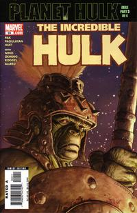 Cover Thumbnail for Incredible Hulk (Marvel, 2000 series) #94 [Direct Edition]