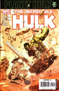 Cover Thumbnail for Incredible Hulk (Marvel, 2000 series) #95 [Direct Edition]
