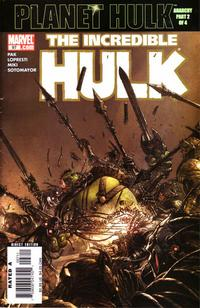 Cover Thumbnail for Incredible Hulk (Marvel, 2000 series) #97