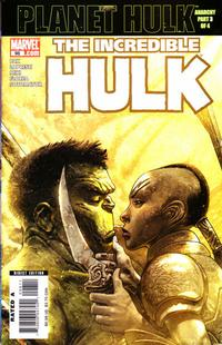 Cover Thumbnail for Incredible Hulk (Marvel, 2000 series) #98 [Direct Edition]