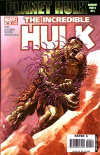 Cover Thumbnail for Incredible Hulk (Marvel, 2000 series) #99