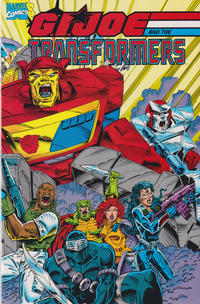 Cover Thumbnail for G.I. Joe and the Transformers (Marvel, 1993 series)