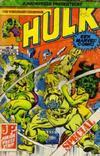Cover for De verbijsterende Hulk Special (JuniorPress, 1983 series) #3