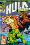Cover for De verbijsterende Hulk Special (JuniorPress, 1983 series) #10