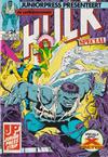 Cover for De verbijsterende Hulk Special (JuniorPress, 1983 series) #24