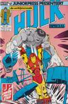 Cover for De verbijsterende Hulk Special (JuniorPress, 1983 series) #32