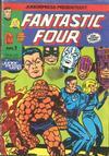 Cover for Fantastic Four (Juniorpress, 1979 series) #1