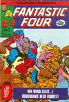 Cover for Fantastic Four (Juniorpress, 1979 series) #2