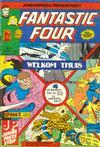 Cover for Fantastic Four (Juniorpress, 1979 series) #8