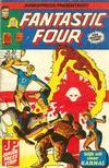 Cover for Fantastic Four (Juniorpress, 1979 series) #21