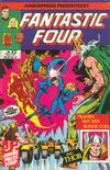 Cover for Fantastic Four (Juniorpress, 1979 series) #22