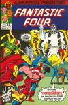 Cover for Fantastic Four (Juniorpress, 1979 series) #25