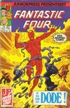 Cover for Fantastic Four (Juniorpress, 1979 series) #27