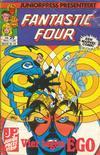 Cover for Fantastic Four (Juniorpress, 1979 series) #29