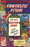 Cover for Fantastic Four (Juniorpress, 1979 series) #31