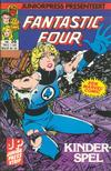 Cover for Fantastic Four (Juniorpress, 1979 series) #36