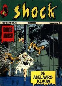 Cover Thumbnail for Shock Classics (Classics/Williams, 1972 series) #3