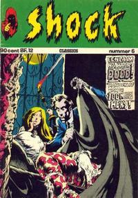 Cover Thumbnail for Shock Classics (Classics/Williams, 1972 series) #6