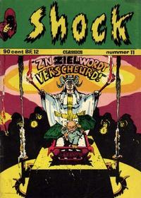 Cover Thumbnail for Shock Classics (Classics/Williams, 1972 series) #11