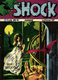 Cover Thumbnail for Shock Classics (Classics/Williams, 1972 series) #20