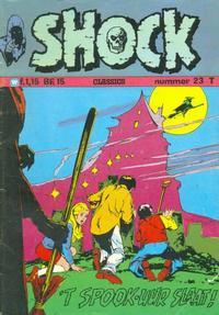 Cover Thumbnail for Shock Classics (Classics/Williams, 1972 series) #23