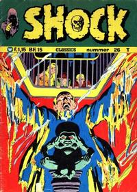 Cover Thumbnail for Shock Classics (Classics/Williams, 1972 series) #26