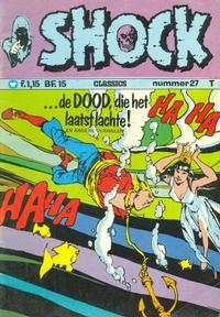 Cover Thumbnail for Shock Classics (Classics/Williams, 1972 series) #27
