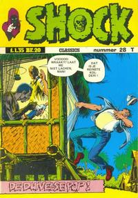 Cover Thumbnail for Shock Classics (Classics/Williams, 1972 series) #28
