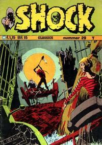 Cover Thumbnail for Shock Classics (Classics/Williams, 1972 series) #29