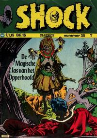 Cover Thumbnail for Shock Classics (Classics/Williams, 1972 series) #35