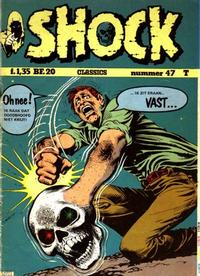 Cover Thumbnail for Shock Classics (Classics/Williams, 1972 series) #47
