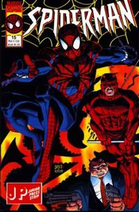 Cover Thumbnail for Spiderman (JuniorPress, 1996 series) #15