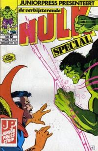 Cover Thumbnail for De verbijsterende Hulk Special (JuniorPress, 1983 series) #8
