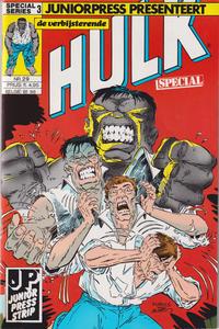 Cover Thumbnail for De verbijsterende Hulk Special (JuniorPress, 1983 series) #29