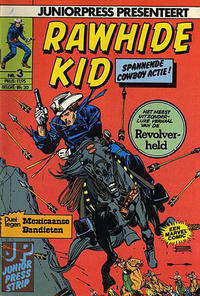 Cover Thumbnail for Rawhide Kid (JuniorPress, 1980 series) #3