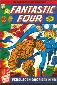 Cover Thumbnail for Fantastic Four (JuniorPress, 1979 series) #9