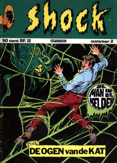 Cover for Shock Classics (Classics/Williams, 1972 series) #2