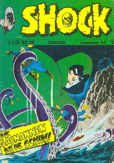 Cover for Shock Classics (Classics/Williams, 1972 series) #44
