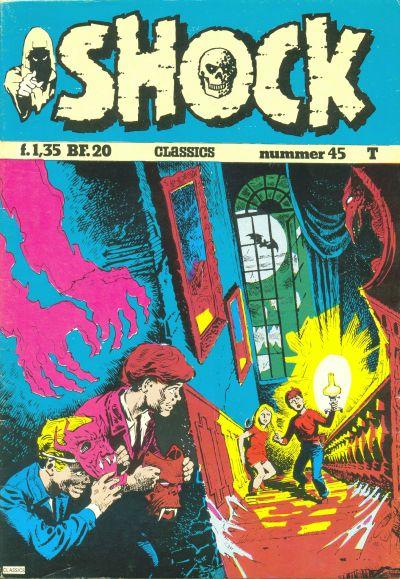 Cover for Shock Classics (Classics/Williams, 1972 series) #45