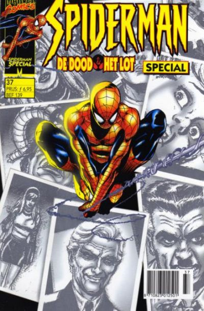 Cover for Spiderman Special (JuniorPress, 1991 series) #37