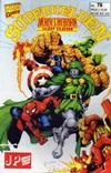 Cover for Marvel Superhelden (JuniorPress, 1981 series) #76
